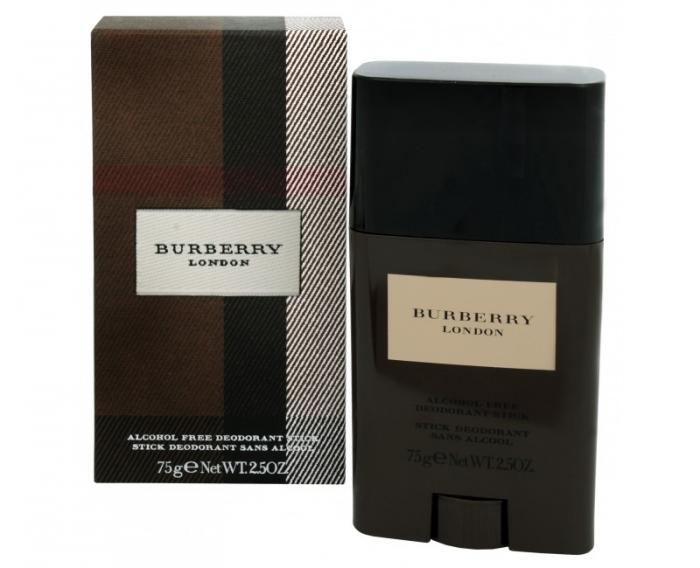 Burberry London For Men - tuhý deodorant 75 ml M