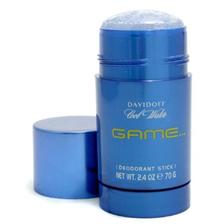 Davidoff Cool Water Game For Man - tuhý deodorant 75 ml M