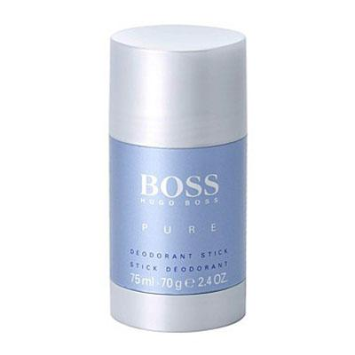 Hugo Boss Boss Pure - tuhý deodorant 75 ml